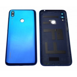 Huawei Y7 2019 (DUB-LX1) Battery cover blue