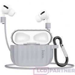 hoco. Airpods Pro WB20 Fenix protective case gray