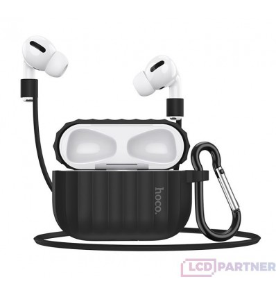 hoco. Airpods Pro WB20 Fenix protective case black
