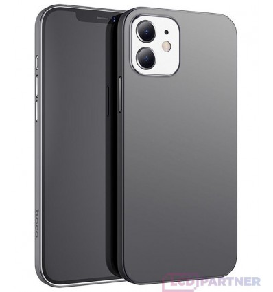hoco. Aplle iPhone 12 mini Puzdro Thin series transparentné čierna