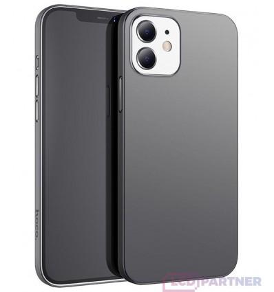 hoco. Aplle iPhone 12 mini Thin series transparent cover black