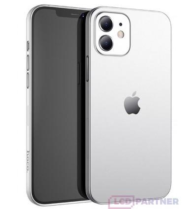 hoco. Aplle iPhone 12 mini Puzdro Thin series transparentné priesvitná