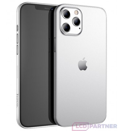 hoco. Aplle iPhone 12 Pro Max Thin series transparent cover clear