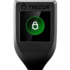 Trezor T Bitcoin Wallet black