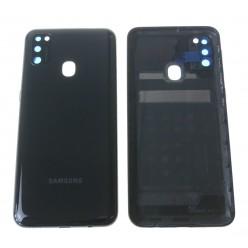 Samsung Galaxy M21 SM-M215F Battery cover black