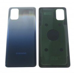 Samsung Galaxy M31s M317F Battery cover blue