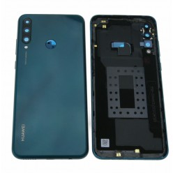 Huawei Y6p (MED-LX9, MED-LX9N) Battery cover green