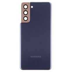 Samsung Galaxy S21 5G (SM-G991B) Battery cover violet - original