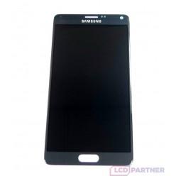 Samsung Galaxy Note 4 N910F LCD 3v1 cierna
