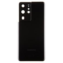 Samsung Galaxy S21 Ultra 5G (SM-G998B) Battery cover black - original
