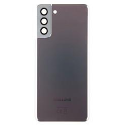 Samsung Galaxy S21 Plus 5G (SM-G996B) Battery cover silver - original