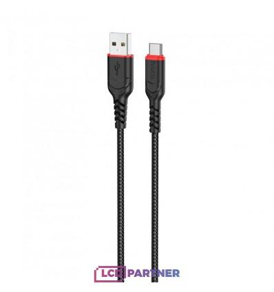 hoco. X59 charging cable type-c 1m black