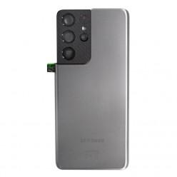 Samsung Galaxy S21 Ultra 5G (SM-G998B) Battery cover gray - original