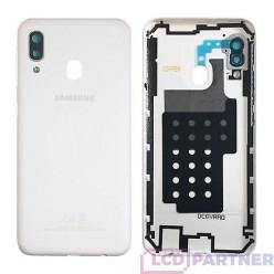 Samsung Galaxy A20e SM-A202F Battery cover white - original