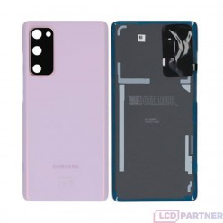 Samsung Galaxy S20 FE SM-G780F Battery cover pink - original