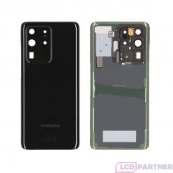 Samsung Galaxy S20 Ultra SM-G988F Kryt zadný čierna - originál