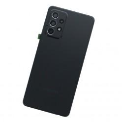 Samsung Galaxy A52 (SM-A525F) Battery cover black - original