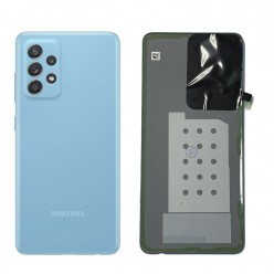 Samsung Galaxy A52 (SM-A525F) Battery cover blue - original