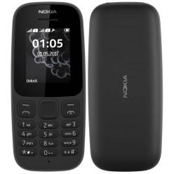 Nokia 105 DS black - original - returned within 14 days