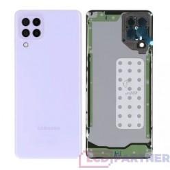 Samsung Galaxy A22 5G (SM-A225F) Kryt zadný fialová - originál