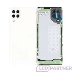 Samsung Galaxy A22 5G (SM-A225F) Kryt zadný biela - originál