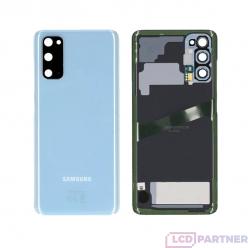 Samsung Galaxy S20 SM-G980F Kryt zadný modrá - originál