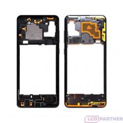 Samsung Galaxy A21s SM-A217F Middle frame black - original