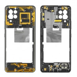 Samsung Galaxy A42 5G (SM-A426B) Rám středový šedá - originál