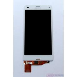 Sony Xperia Z3 compact D5803 - LCD displej + dotyková plocha bílá
