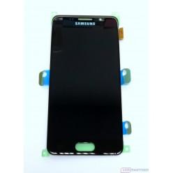 Samsung Galaxy A3 (2016) A310F LCD 2v1 cierna