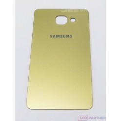 Samsung Galaxy A5 A510F (2016) - Battery cover gold