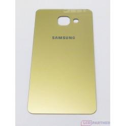 Samsung Galaxy A5 A510F (2016) - Kryt zadní zlatá