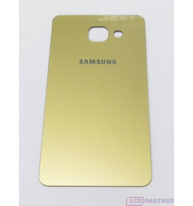 Samsung Galaxy A5 A510F (2016) Battery cover gold