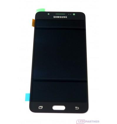 Samsung Galaxy J5 J510FN (2016) LCD displej + dotyková plocha čierna - originál