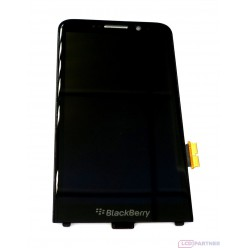 Blackberry Z30 - LCD + touch screen + front panel black