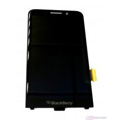 Blackberry Z30 - LCD displej + dotyková plocha + rám černá