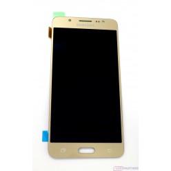 Samsung Galaxy J5 J510FN (2016) - LCD displej + dotyková plocha zlatá - originál