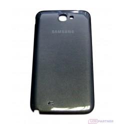 Samsung Galaxy Note 2 N7100 - Kryt zadní šedá