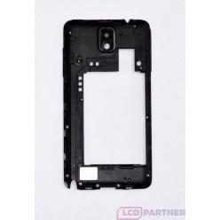 Samsung Galaxy Note 3 N9005 - Rám středový černá