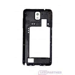 Samsung Galaxy Note 3 N9005 rám stredový biela OEM