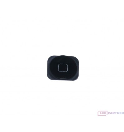 Apple iPhone 5 Homebutton plastic cover black