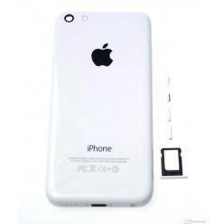 Apple iPhone 5C zadny kryt biela