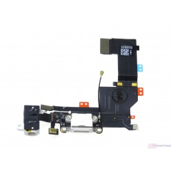 Apple iPhone 5S - Flex nabíjací biela