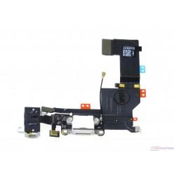 Apple iPhone 5S - Flex nabíjecí bílá