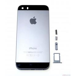 Apple iPhone 5S zadny kryt cierna