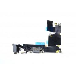 Apple iPhone 6+ nabijaci flex cierna