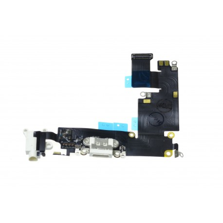 Apple iPhone 6 Plus Flex nabíjací biela