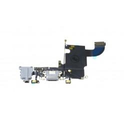 Apple iPhone 6s nabijaci flex cierna