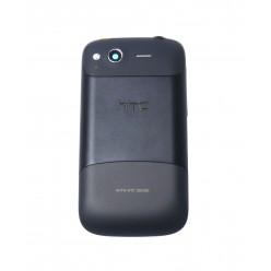 HTC Desire S (G12) - Kryt zadní komplet černá