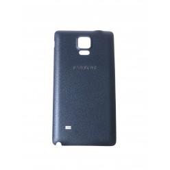 Samsung Galaxy Note 4 N910F - Kryt zadní černá